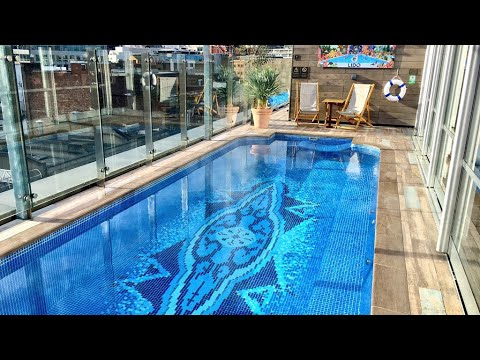The Curtain Hotel London Shoreditch With Rooftop Pool