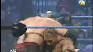 WWE Last man stand - Batista vs Kane parte1/2