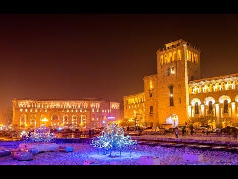 2020 New Year's Eve 7 Nights In Armenia