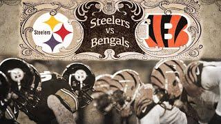 Pittsburgh Steelers vs. Cincinnati Bengals | NFL Week 13 Preview | Free Pick