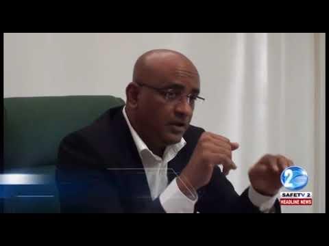 ACCUSATION OF CRONYISM AND CORRUPTION IN DEMERARA HARBOR BRIDGE STUDY