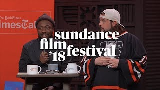 Cinema Cafe with will.i.am and Kevin Smith thumbnail