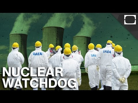 Who Are The World's Nuclear Watchdogs?