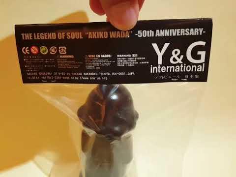 2018 年 [限定30隻] 西武 HORIPRO Wada Akiko ART HOBBY EXPO、Y&G International 歌手和田現子 Legend Of Soul、11cm