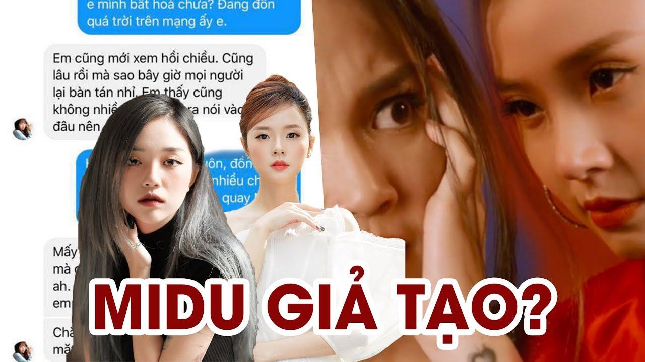 Midu và Linh Ngọc Đàm lên tiếng về scandal sống hai mặt, chơi xấu nhau