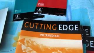 Обзор книг Cutting Edge # Elementary, Pre-Intermediate, Intermediate