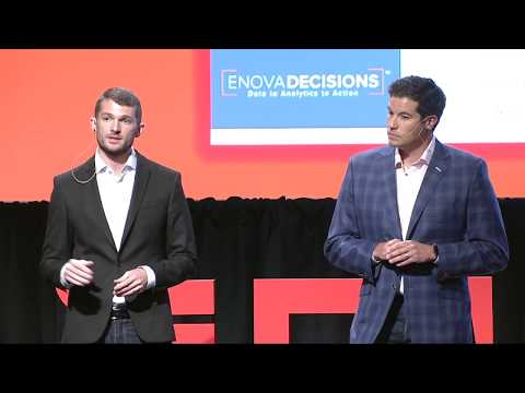 Finovate 2018 Demo - Enova Decisions and ID Analytics