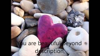 Beautiful beyond description -  Beth Croft