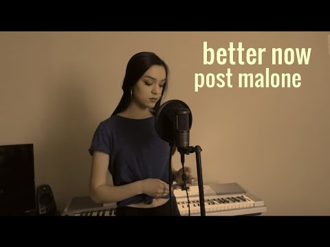 Better Now - Post Malone | Cover | Alysha