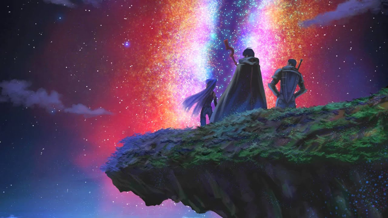 Don 2 Hd Wallpaper 1080p Log Horizon Kiroku No Chiheisen Extended Youtube