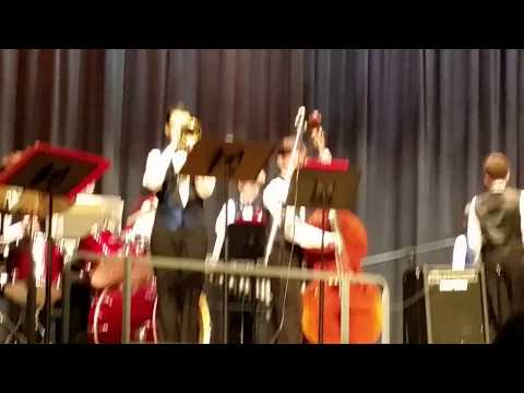 In the Mood - Maple Point Middle School Jazz Band