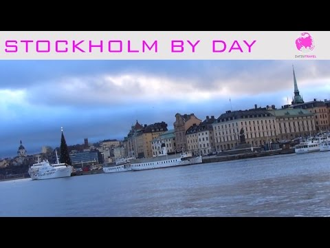 Cities of Europe; Stockholm City & Food Market