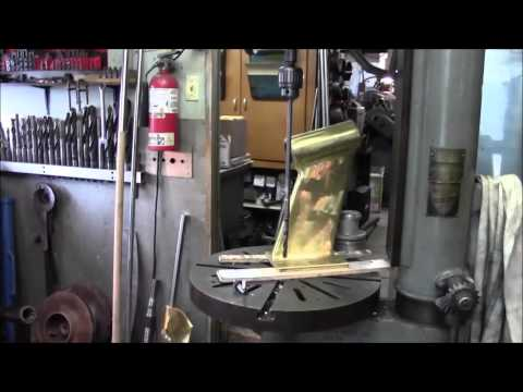 It's all about Drilling: Creating and Sharpening Long Reach Drill Bits