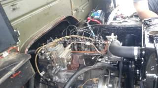 Uaz 452 Engine.