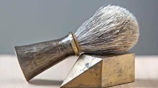 Як роблять помазки для гоління