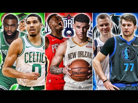 Ranking The Best Young Duo From All 30 NBA Teams
