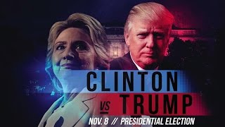 Donald Trump Beats Hillary Clinton To Win US Presidency!