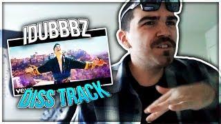 Ricegum - Frick Da Police (Official Music Video) (IDUBBBZ DISS TRACK) | REACTION!! #RIPIDUBBBZ