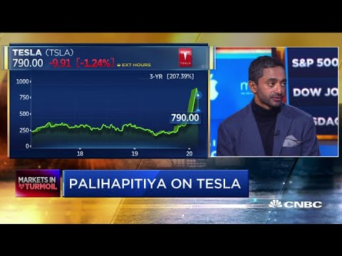 ESG investing is 'a complete fraud': Venture capitalist Chamath Palihapitiya