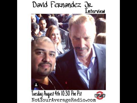 David Fernandez Jr NotYourAverage