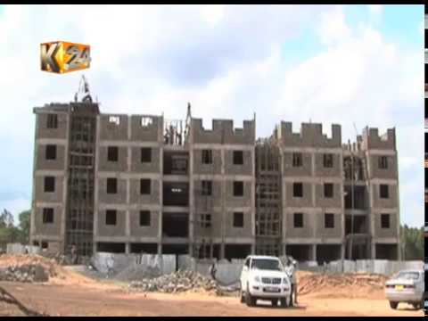 Govt' plans to make low cost housing available for as little as Ksh. 650,000