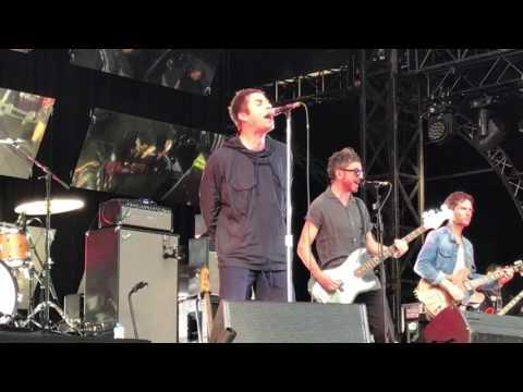 Liam Gallagher - D'You Know What I Mean [live @ Les Ardentes Festival, Liege 09-07-17]