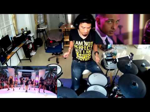 Fifth Harmony   Worth It ft  Kid Ink (Electric Drum cover by Neung)