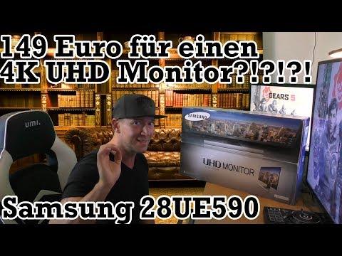 4k-uhd-28-zoll-monitor-von-samsung-für-149-euro!!!!- -samsung-u28e590d