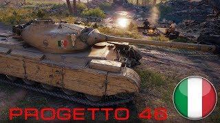 Wreszcie kupiłem Progetto 46 :) Pierwsza bitwa