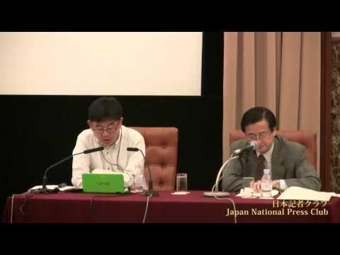 保坂修司 日本エネルギー経済研究所研究理事 2011.4.8