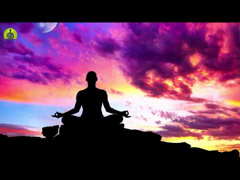 Meditation Music for Positive Energy, Relax Mind Body, Clearing Subconscious Negativity