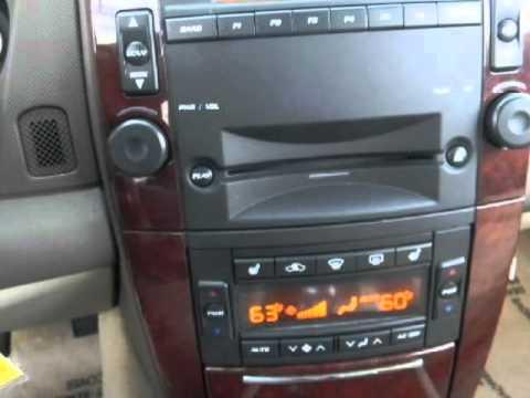 2006 Cadillac Srx 4dr V6 Suv Auto Leather Sunroof 3rd Row Delete
