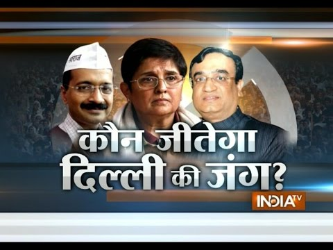 Delhi Polls: 20 Updates on Voting in Delhi - India TV