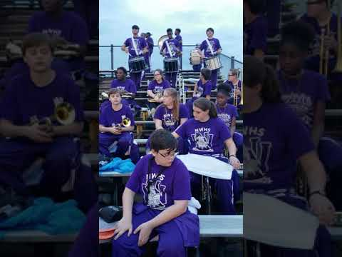 North Webster High School Drumline (Springhill, LA)