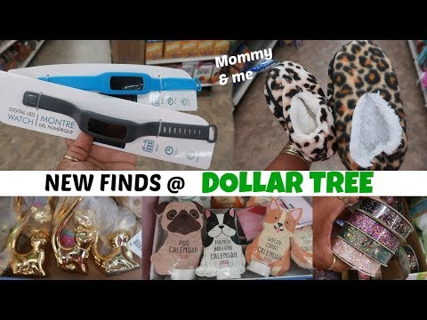DOLLAR TREE * NEW FINDS!!! COME WITH ME