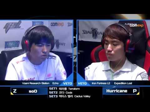 #27 soO vs #67 Hurricane