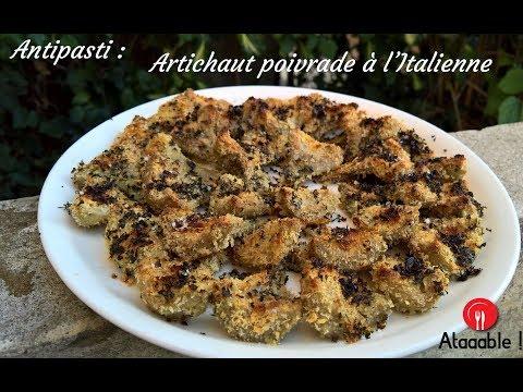 artichauts-poivrades-à-l'italienne