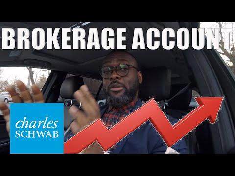 Charles Schwab Brokerage Account