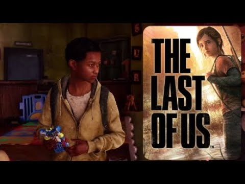 The Last Of Us Henry Doesn't Let Sam Keep Toy Action Figure