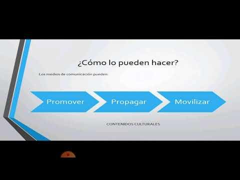 Video Conferencia Sobre La Manipulación Positiva De Los Medios De Comunicación.