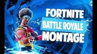 Mini Fortnite clip montage! (Fortnite battle royale)