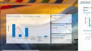 Business Intelligence in Microsoft Dynamics GP 2013 04 Business Analyzer