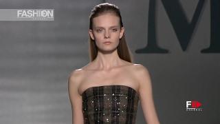 MAX MARA Full Show Milan Fashion Week Autumn Winter 2011 2012   Fashion Channel
