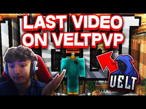 My Last Video on VeltPvP... 😢 *read description*