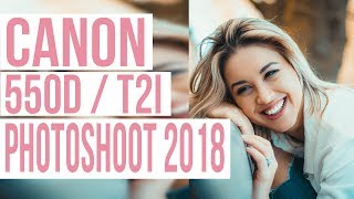 Canon 550D in 2018 - Vlog Day 2