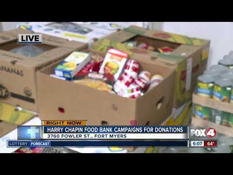 Snowbirds help feed hungry in Southwest Florida