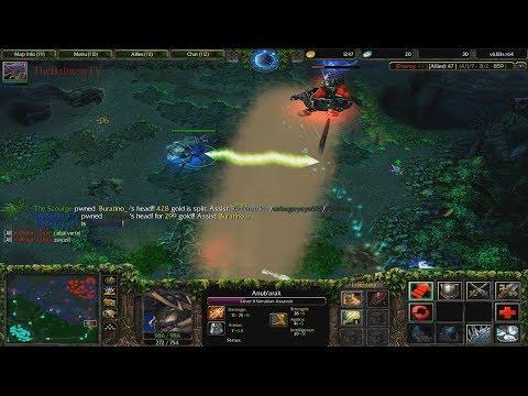 DOTA 1  Nyx - Nerubian Assassin Vs. Pro Players (HIGH SKILLED GAME)