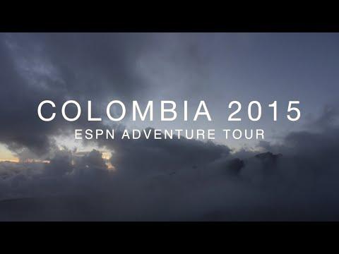 Columbia 2015 ESPN Adventure Tour Trailer