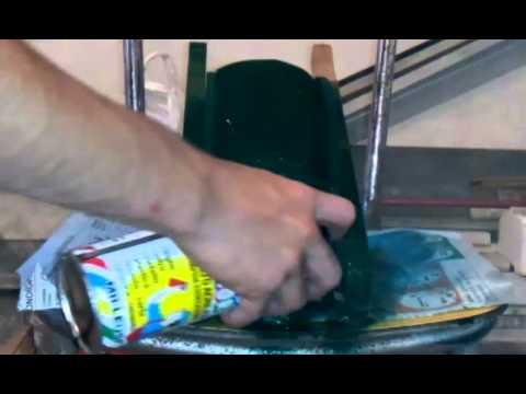 Verniciare il legno con bomboletta spray fai da te - Fai da te verniciare finestre legno ...