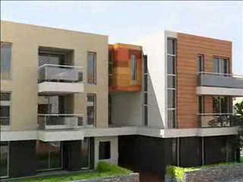 Interactive Architecture : video 3D, promotion immobilière